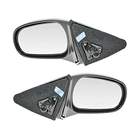96-00 Civic 4-door Sedan Manual Remote Rear View Mirror Right Passenger Side NEW