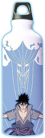 コトブキヤNARUTO-ナルト-疾風伝NARUTOチェンジングアルミボトルうちはサスケキャラクター雑貨