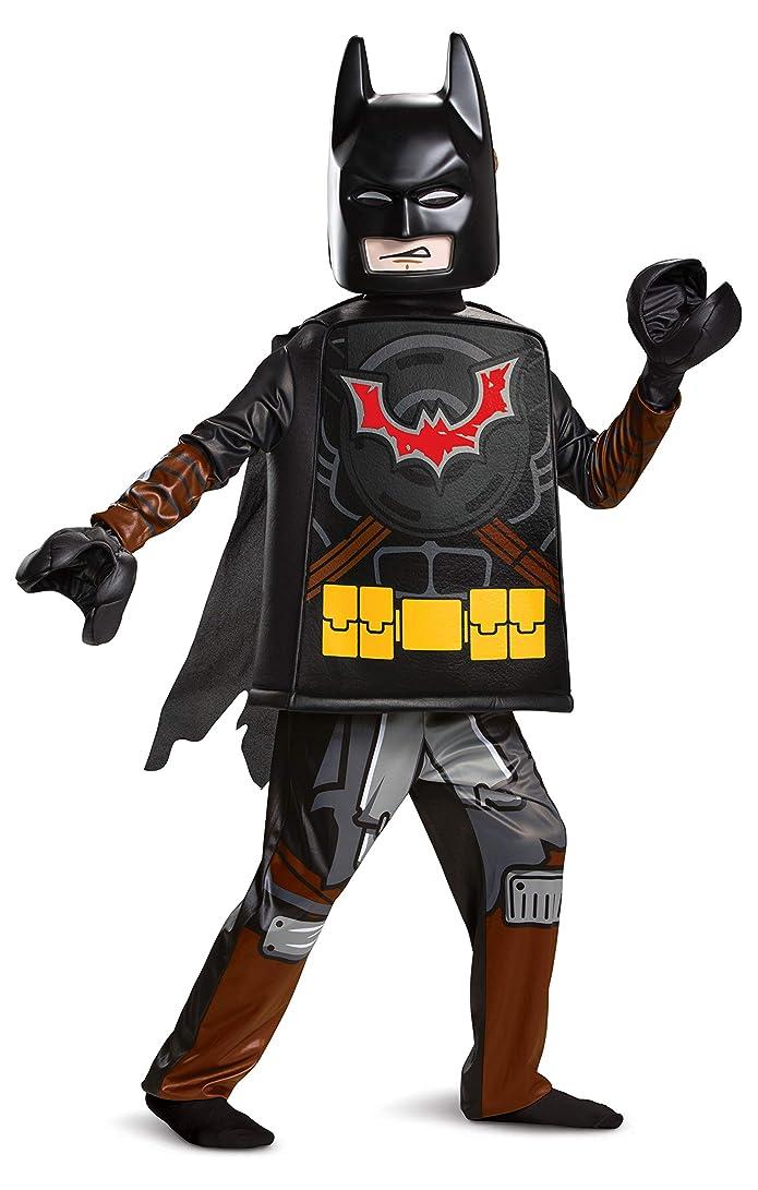 Boys' The LEGO Movie Batman Deluxe Costume S