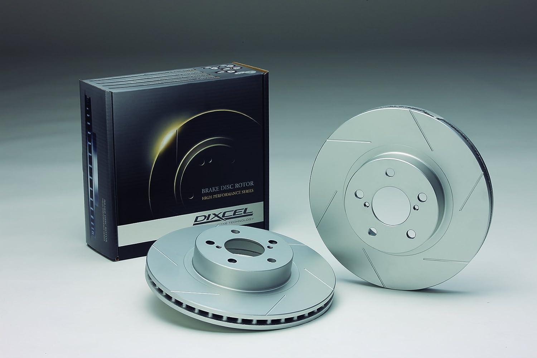 DIXCEL (ディクセル) SDブレーキローター SUBARU IMPREZA (GC/GF MODEL) インプレッサ (GC/GF系) WRX STi GC8 (COUPE) 98/3~98/8 22B (GC8E2SD) ※DAV 注意 フロントセット B07DCPN1CP