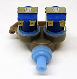 NEBOO Washing Machine Water Valve for Whirlpool Maytag WP22004333 AP6006446 PS11739520