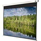 celexon 79 Manual Economy 63 x 47 inches viewing area | 4: 3 format | Manual Pull Down Projector Screen | Wall or ceiling mounting | Gain factor of 1. 0 for home cinema & business environments