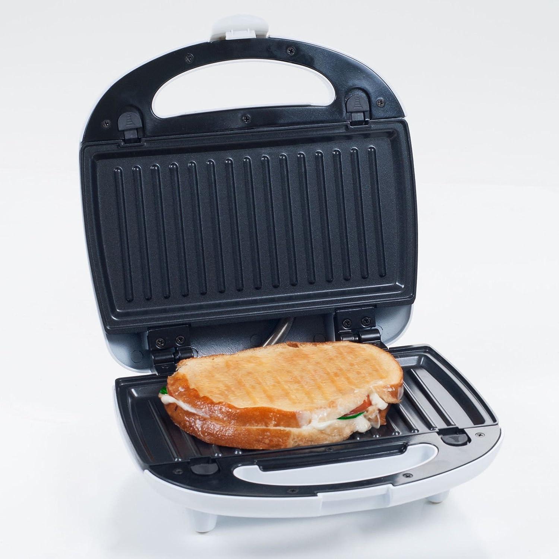 Amazon.com: Chef Buddy 3 en 1 sándwich Panini Prensa y ...