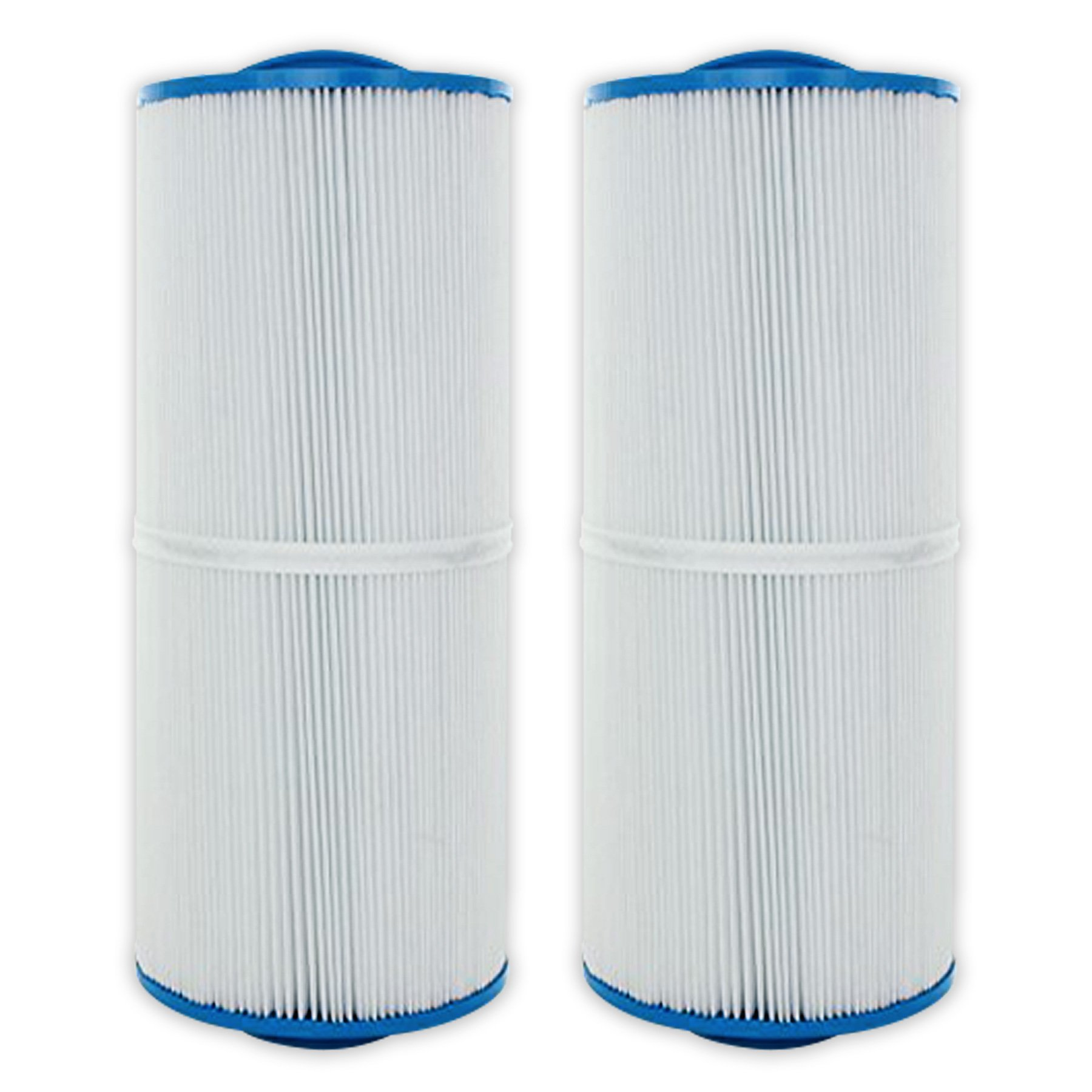 2-Pack Guardian Pool Spa Filter Cartridges Replaces FC-0195M 5CH-502 PPM50SC-F2M Cal Marquis Pacific spas by Guardian Filtration Products