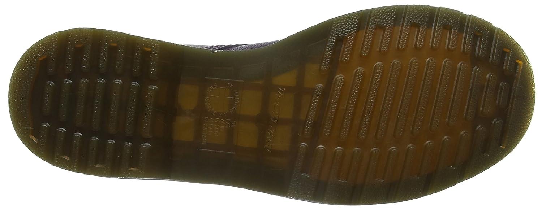 Dr. Martens Men's Pascal 8 Eye Boot B00M0405XG 3 M UK / 5 B(M) US|Purple