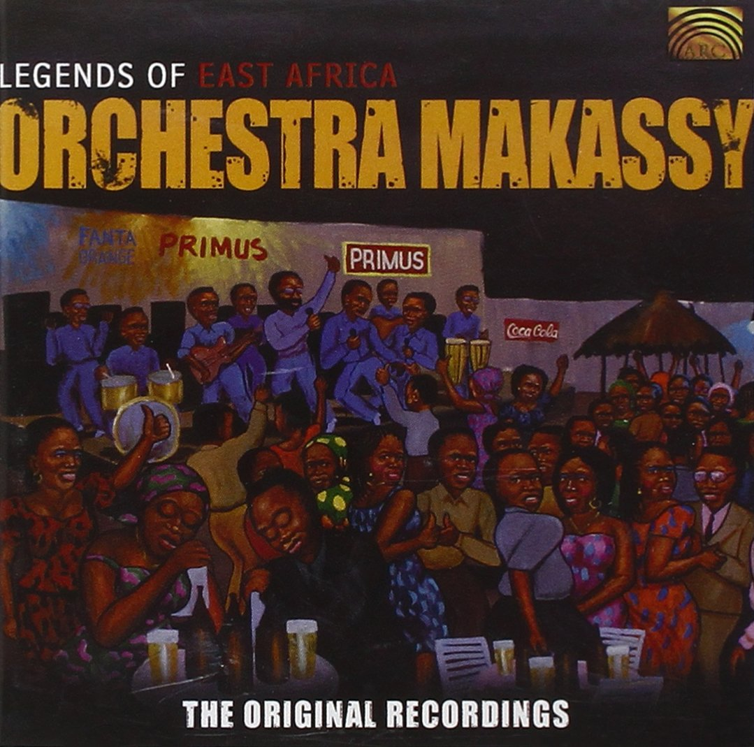 Legends of East Africa by Arc Music