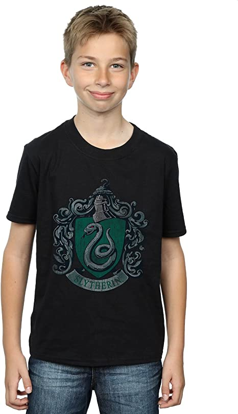 Harry Potter Slytherin Tee Officially Licensed Graphic T-Shirt Super Soft Mens