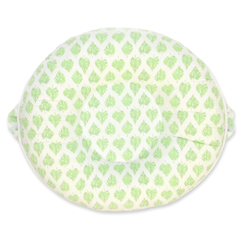 Rain//Sky Pello Multi-use Luxe Baby-Toddler Floor Pillow//Play Mat//Lounger