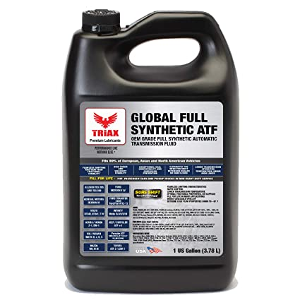 What honda synthetic automatic tranny fluid with you