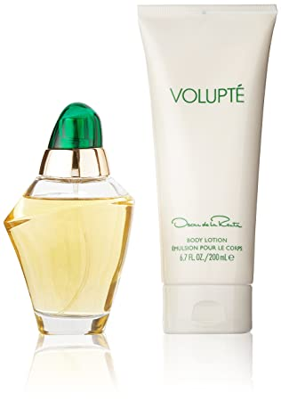 Oscar De La Renta Volupte Fragrance Collection, Women 2 Pc. Gift Set Eau De Toilette Spray 3.4 Oz Body Lotion 6.7 Oz