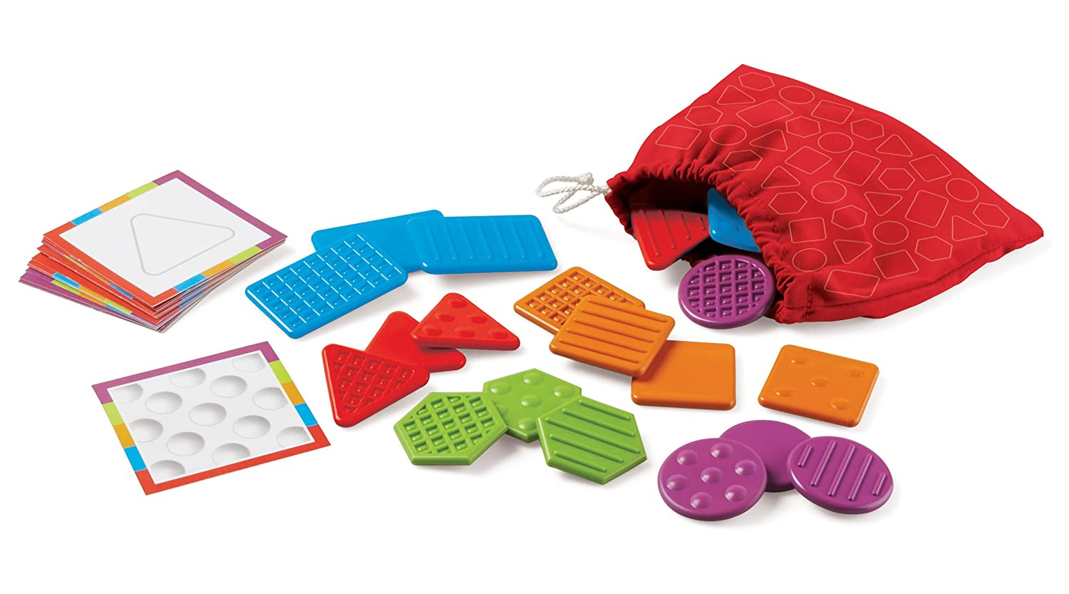 Learning Resources Teaching Tac-Tiles Learning Resources Ltd LER9075