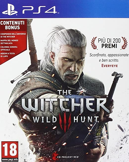 250 opinioni per The Witcher III: The Wild Hunt- Day-One Edition- PlayStation 4