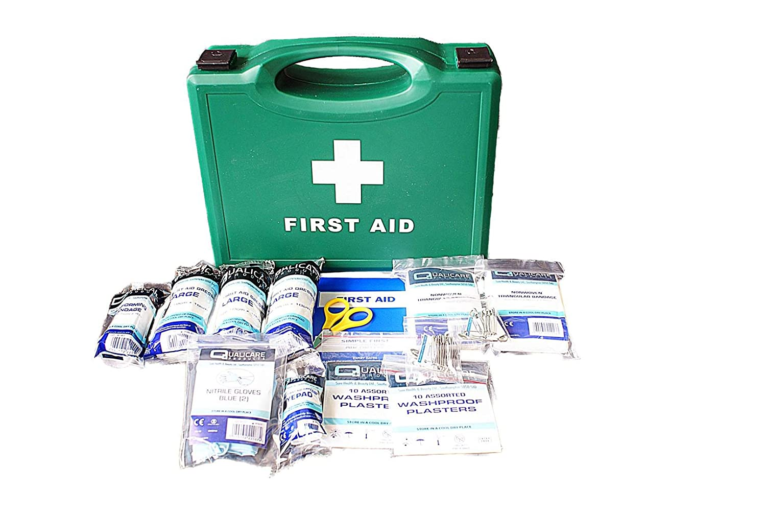 Qualicare Passenger Carrying Vehicles (PSV) First Aid Kit in Box Qualicare Products