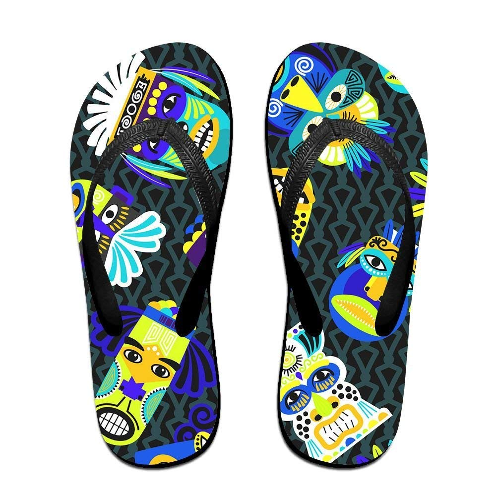 Kelysun Summer Beach Sanls Aloha Comfortable Flip-Flop Multiple Sizes Unisex