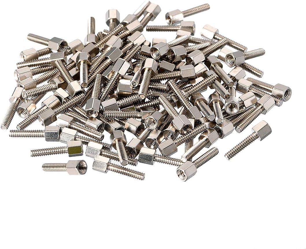 Pure Copper 20x95/Pack of 25/Quality: Premium 8.8/ Aparoli SJA 65941/QP DIN 931/Hexagonal Screws with Shaft