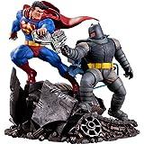 DC Collectibles The Dark Knight Returns: Superman VS. Statue de Batman