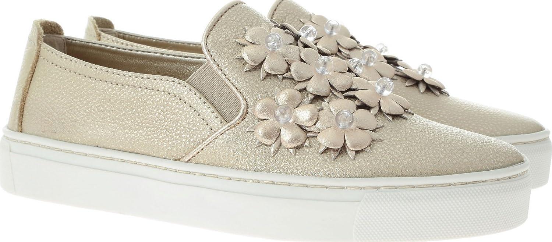 57 Sneak co Blossom Shoes Amazon Flexx B108 Oro uk Gold Women The wvIEtqc