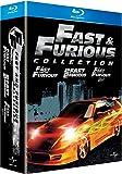 ワイルド・スピード トリロジーBOX<初回生産限定商品> [Blu-ray]