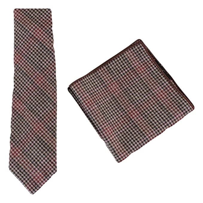Knightsbridge Neckwear - Corbata - para hombre Marrón marrón Talla ...