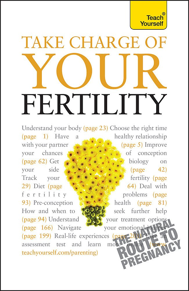 Download Take Charge of Your Fertility (Teach Yourself) pdf