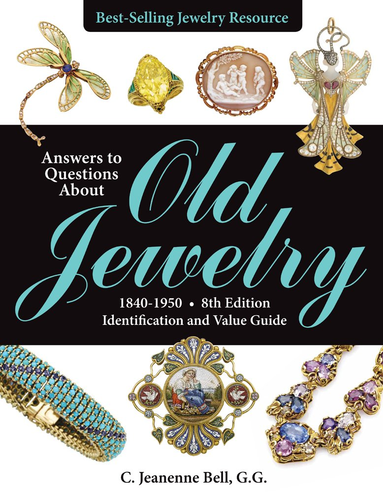 Answers Questions About Jewelry 1840 1950 product image