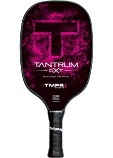 TMPR Sports Tantrum GXT High Performance, Honeycomb Polymer, Graphite Pickleball Paddle