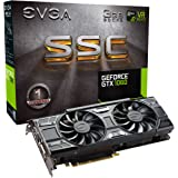 EVGA GeForce GTX 1060 3GB SSC GAMING ACX 3.0, 3GB GDDR5, LED, DX12 OSD Support Graphic Card 03G-P4-6167-KR