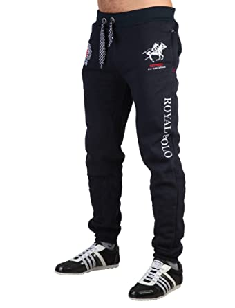 GEOGRAPHICAL NORWAY pantalones de chándal hombre Munal azul ...