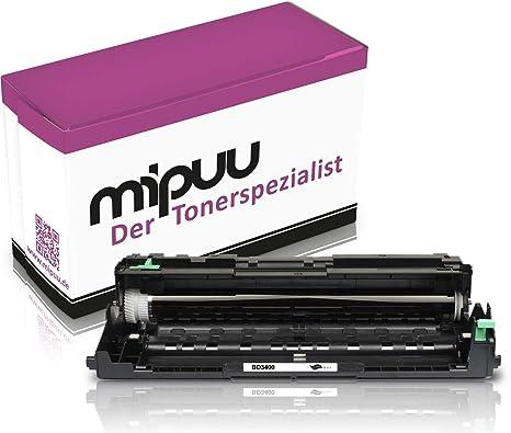 Mipuu Tambor de imagen compatible con Brother DR-3400 para HL ...