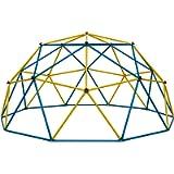 Albott Geometric Dome Climber 10' x 5' - Anti-Rust Jungle Gym Outdoor UV-Resistant Kids Climbing Dome - 800 LBS Weight…