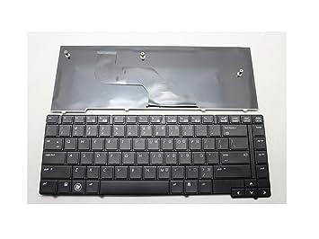 US Teclado Ordenador Portátil Notebook PARA EliteBook 8440 p 8440w serie del sin punto palillo Estados Unidos: Amazon.es: Electrónica