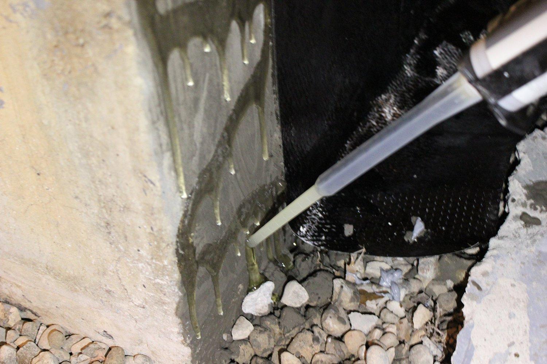 concrete crack repair epoxy