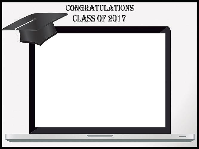 Amazon.com: Custom Graduation Photo Booth prop frame - Size 36x24 ...