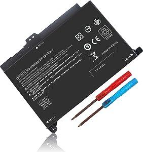 BP02XL 849909-850 Battery for HP Pavilion 15-AU 15-AW Series 15t-au100 15t-au000 15-au063nr 15-au027cl 15-au123cl 15-au165cl 15-au193cl 15-au147cl 15-au030wm 15-au018wm 15z-aw000 15-aw002la 849909-855