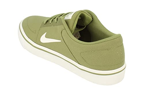 brand new e427b 818c9 Amazon.com   Nike SB Portmore Canvas Mens Trainers 723874 Sneakers Shoes  (UK 6 US 7 EU 40, Palm Green White 311)   Fashion Sneakers