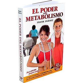 #15 El Poder del Metabolismo - Edición Deluxe con enlace a vídeos- Sobre 500,000 Ejemplares Vendidos