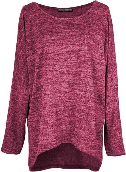 Emma & Giovanni Pullover T Shirt Loose Fit (Oversize) Damen