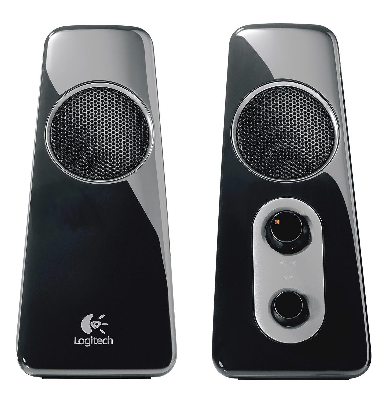 Logitech Speaker System Z523 With Subwoofer Electronics Nintendo 64 Av Cable Wiring Diagram