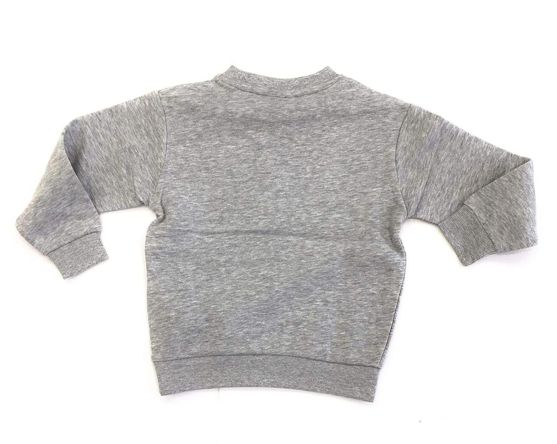 Fila Kids Bambino 687195 Grey Felpa Inverno 2 Anni