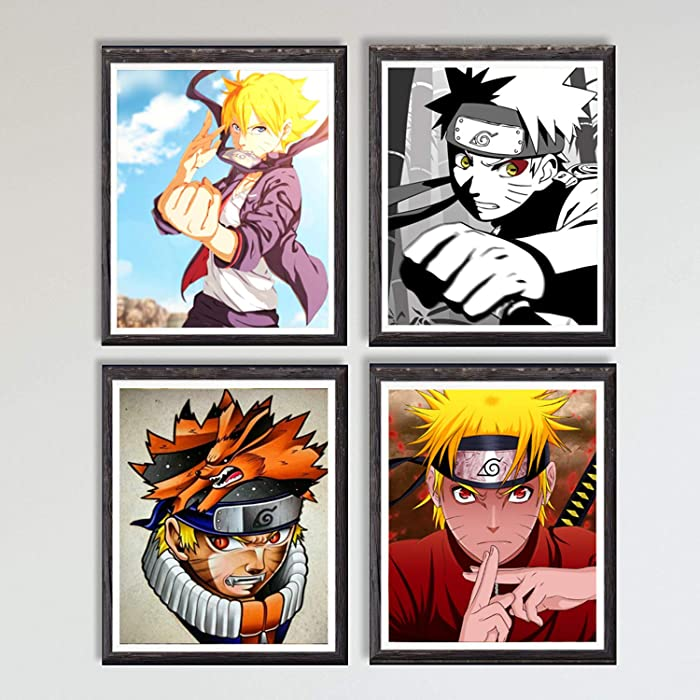 Top 9 Kids Ninja Poster