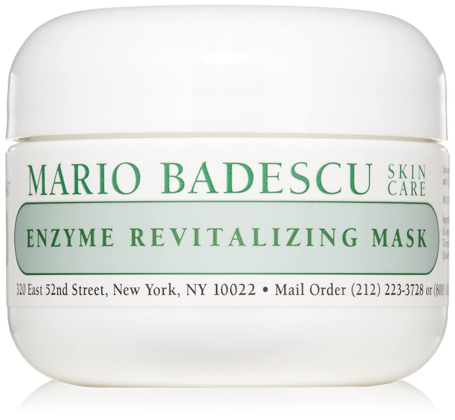 Mario Badescu Enzyme Revitalizing Mask - For Combination/ Dry/ Sensitive Skin Types 59ml
