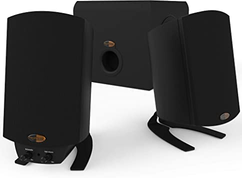 Klipsch ProMedia 9.9 THX Certified Computer Speaker System (Black)