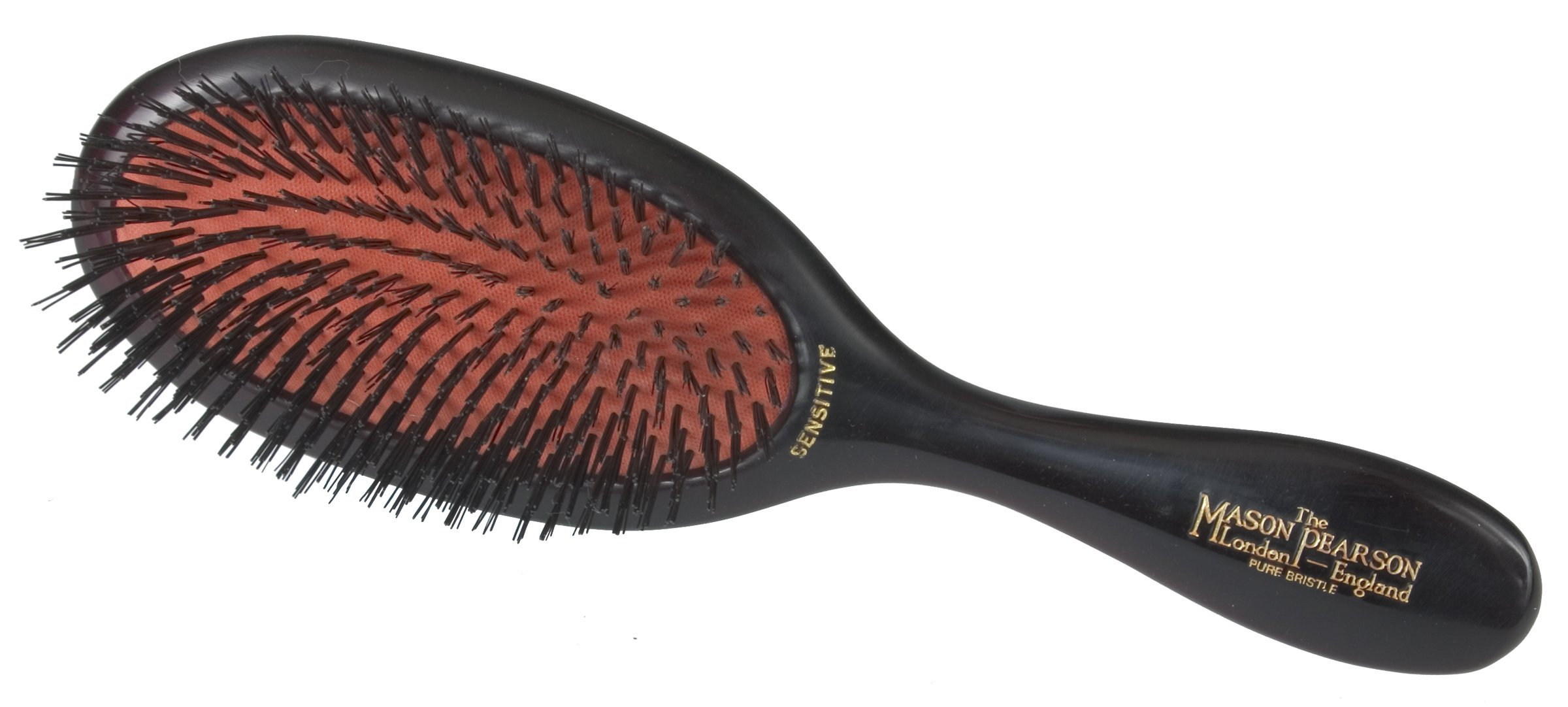 Mason Pearson Sensitive Boar Bristle Hairbrush - 71TuS  iv9L - Mason Pearson Sensitive Boar Bristle Hairbrush