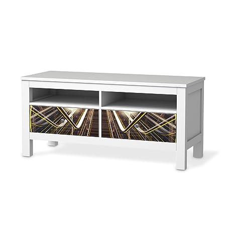 Furniture Decal For IKEA HEMNES TV Unit 2 Drawers Furniture Stickers  Adhesive Sticker Ornament Furniture Decorate ...