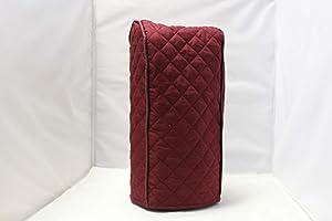 Ninja blender cover - Quilted, Burgundy