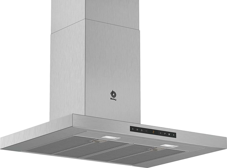 Balay 3BC978HX Campana (Canalizado/Recirculación, 60 dB, 280 m³/h ...