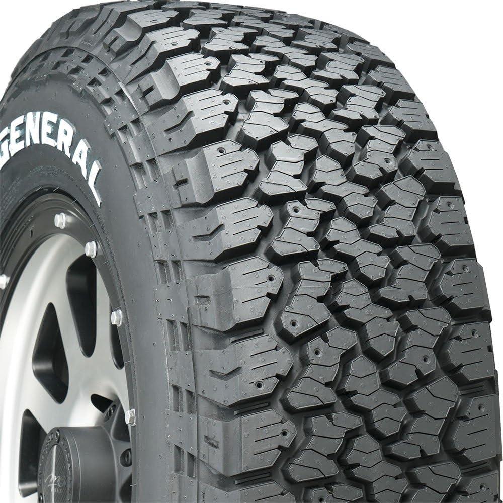 LT285//65R18 122S General 04508270000 Grabber A//TX All-Terrain Radial Tire