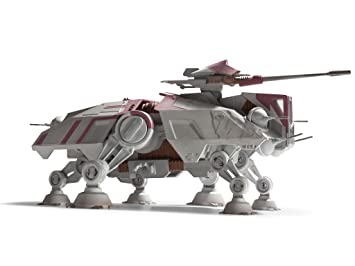 Star Wars Easykit - Maqueta de vehículo AT-TE: Amazon.es ...
