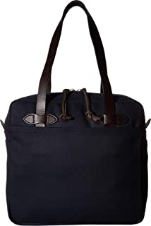 product image for Filson Men's Tote Bag with Zipper, Navy, One Size