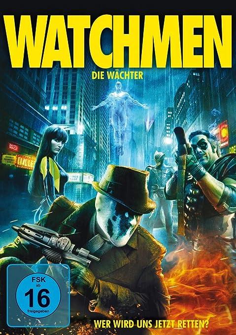 Watchmen - Die Wächter [Alemania] [DVD]: Amazon.es: Malin ...